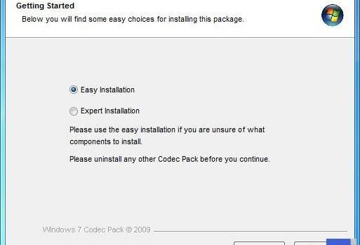 Windows 7 Codec Pack Ekran Görüntüleri - 2