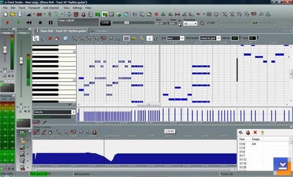 n-Track Studio Ekran Görüntüleri - 1