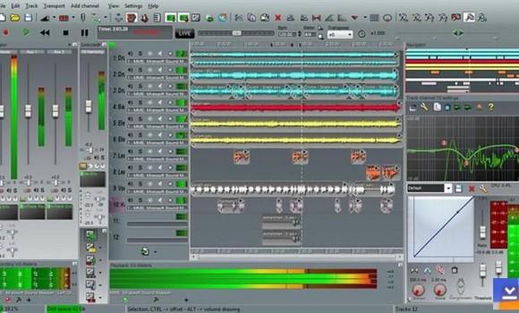 n-Track Studio Ekran Görüntüleri - 3