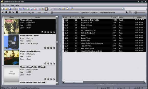 Soundbase Ekran Görüntüleri - 1