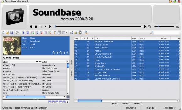 Soundbase Ekran Görüntüleri - 2