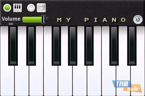 My Piano Ekran Görüntüleri - 1