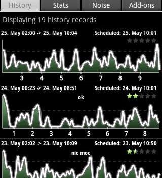 Sleep as an Droid Ekran Görüntüleri - 1