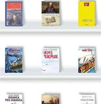 Kitaplık Ekran Görüntüleri - 2