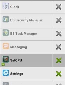 ES Task Manager Ekran Görüntüleri - 2