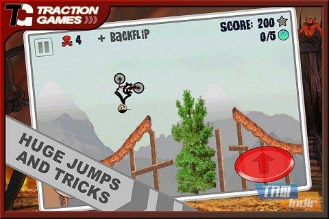 Stickman BMX Ekran Görüntüleri - 2