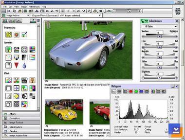 StudioLine Photo Basic Ekran Görüntüleri - 1