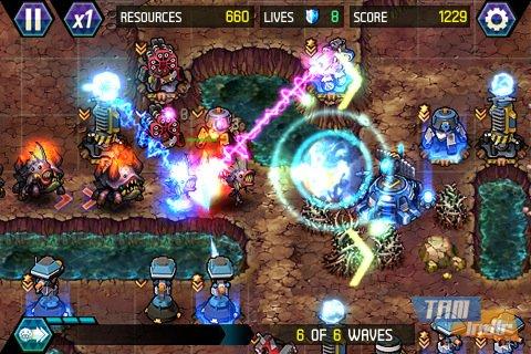 Tower Defense: Lost Earth Ekran Görüntüleri - 2