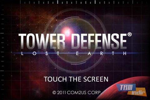 Tower Defense: Lost Earth Ekran Görüntüleri - 3