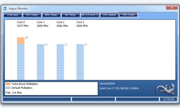 Argus Monitor Ekran Görüntüleri - 2