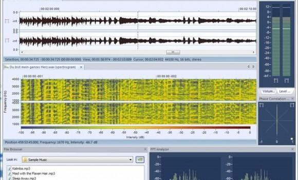 Acoustica Ekran Görüntüleri - 1