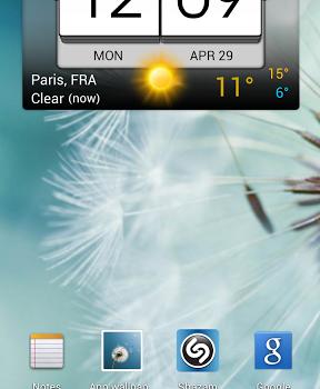 3D flip clock & world weather Ekran Görüntüleri - 6