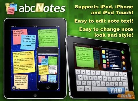 abc Notes Ekran Görüntüleri - 4