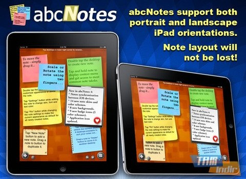 abc Notes Ekran Görüntüleri - 2
