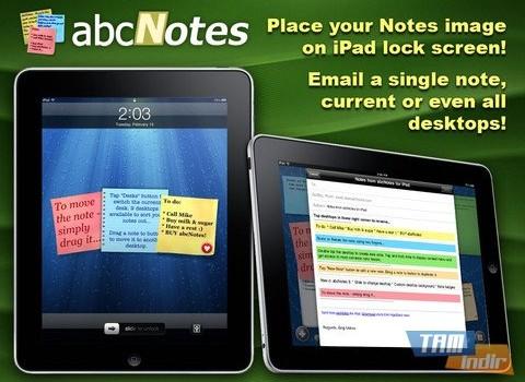abc Notes Ekran Görüntüleri - 1