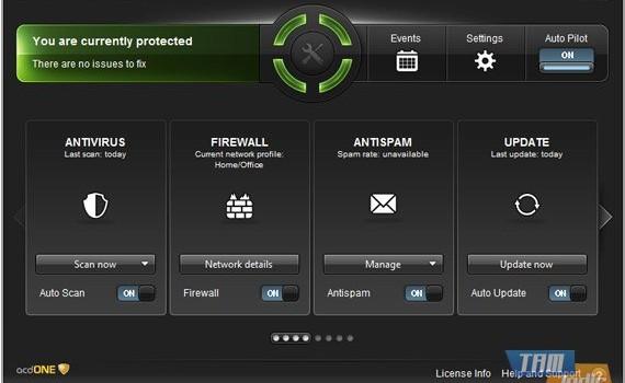 acdONE Antivirus + Total Security  Ekran Görüntüleri - 4