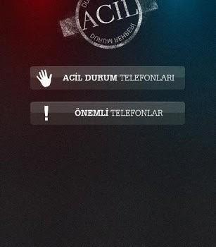 Acil Durum Rehberi Ekran Görüntüleri - 4