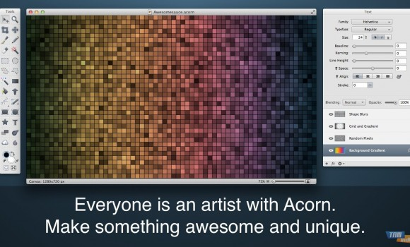 Acorn Ekran Görüntüleri - 2