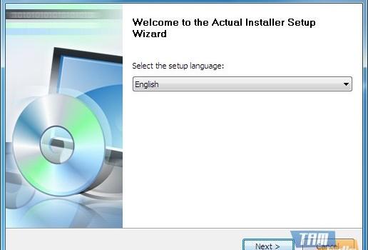 Actual Installer Ekran Görüntüleri - 2