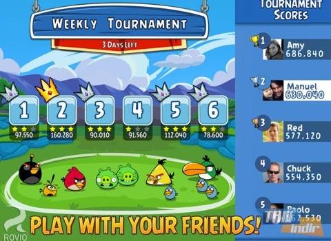 Angry Birds Friends Ekran Görüntüleri - 6
