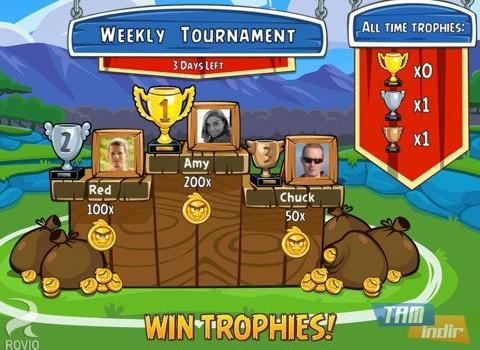 Angry Birds Friends Ekran Görüntüleri - 4