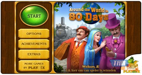 Around the World in 80 Days Ekran Görüntüleri - 1