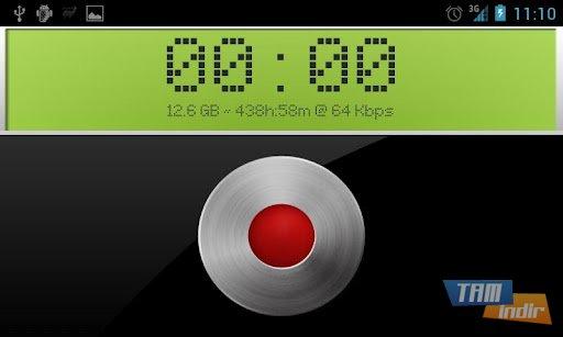 ASR - Ücretsiz MP3 ses kayıt Ekran Görüntüleri - 6