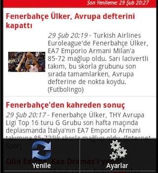 Basketbol Haberleri Ekran Görüntüleri - 5