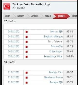 Basketbol Haberleri Ekran Görüntüleri - 3