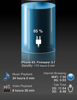 Battery HD+ Ekran Görüntüleri - 5