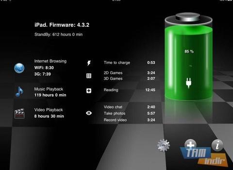 Battery HD+ Ekran Görüntüleri - 2