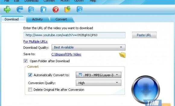 Bigasoft Video Downloader Pro Ekran Görüntüleri - 1