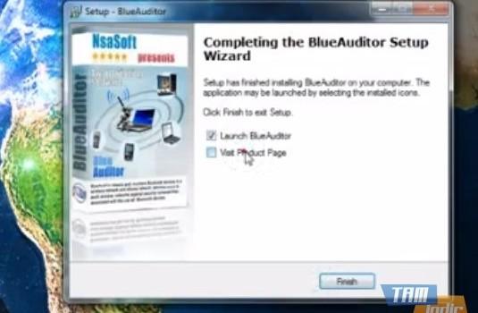 BlueAuditor Ekran Görüntüleri - 1