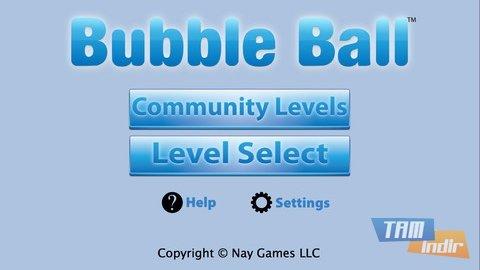Bubble Ball Ekran Görüntüleri - 1