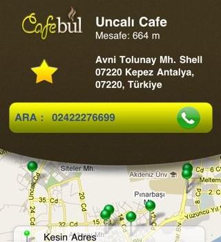 Cafe Bul Ekran Görüntüleri - 2