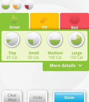 Calorific Diet Tracker Ekran Görüntüleri - 4
