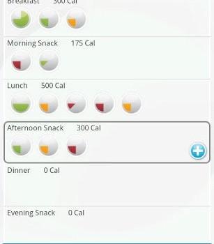 Calorific Diet Tracker Ekran Görüntüleri - 3