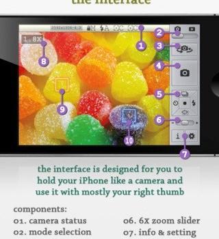Camera Zoom FREE Ekran Görüntüleri - 3