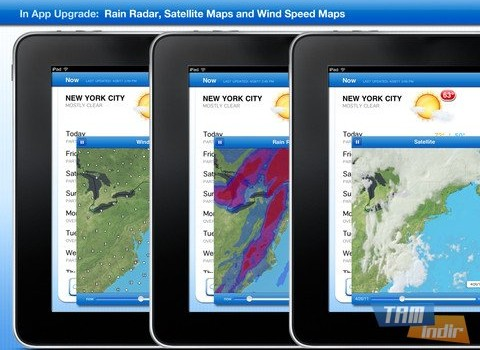 Celsius - Weather and Temperature on your Home Screen Ekran Görüntüleri - 1