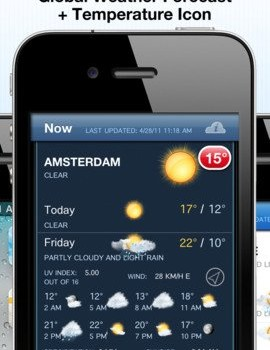 Celsius - Weather and Temperature on your Home Screen Ekran Görüntüleri - 9