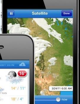 Celsius - Weather and Temperature on your Home Screen Ekran Görüntüleri - 8