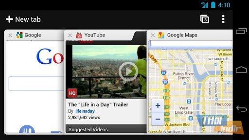 Chrome Beta Ekran Görüntüleri - 5