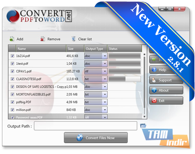 Convert PDF to Word Ekran Görüntüleri - 5