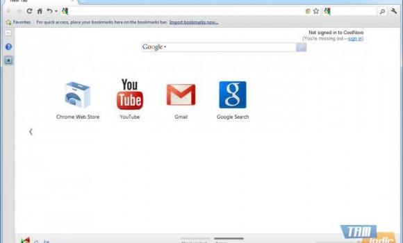 CoolNovo (formerly ChromePlus) Ekran Görüntüleri - 1