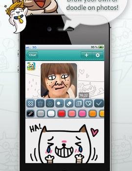 Cubie Messenger Ekran Görüntüleri - 5