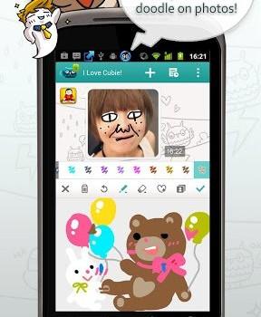 Cubie Messenger Ekran Görüntüleri - 6