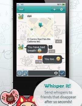 Cubie Messenger Ekran Görüntüleri - 2