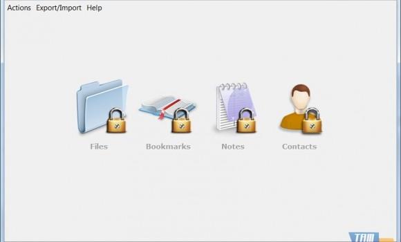 Data Locker Ekran Görüntüleri - 4