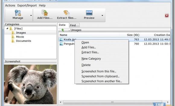 Data Locker Ekran Görüntüleri - 3
