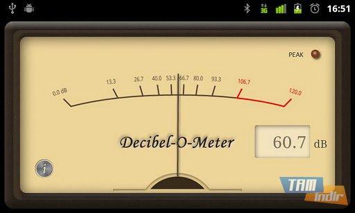 Decibel-O-Meter Free Ekran Görüntüleri - 3